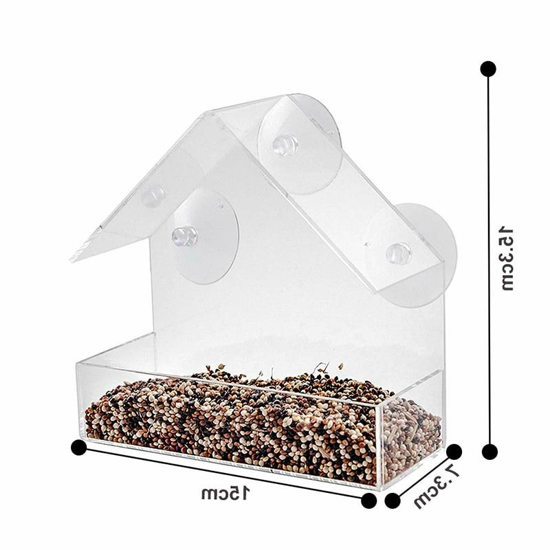 New Viewing <font><b>Bird</b></font> Table Seed Peanut Type <font><b>Bird</b></font> <font><b>Feeder</b></font>