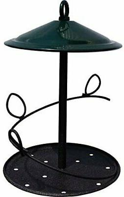 Pennington 2149629738 Bird Feeder, Green, Black