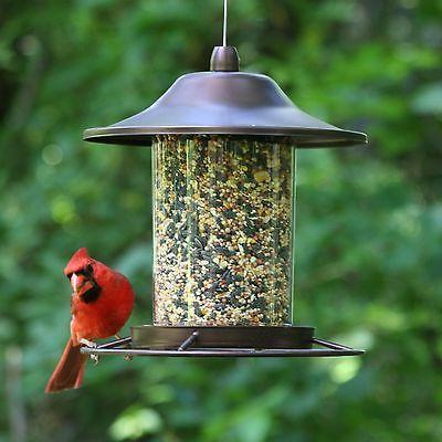 Perky-Pet Panorama Bird Feeder,