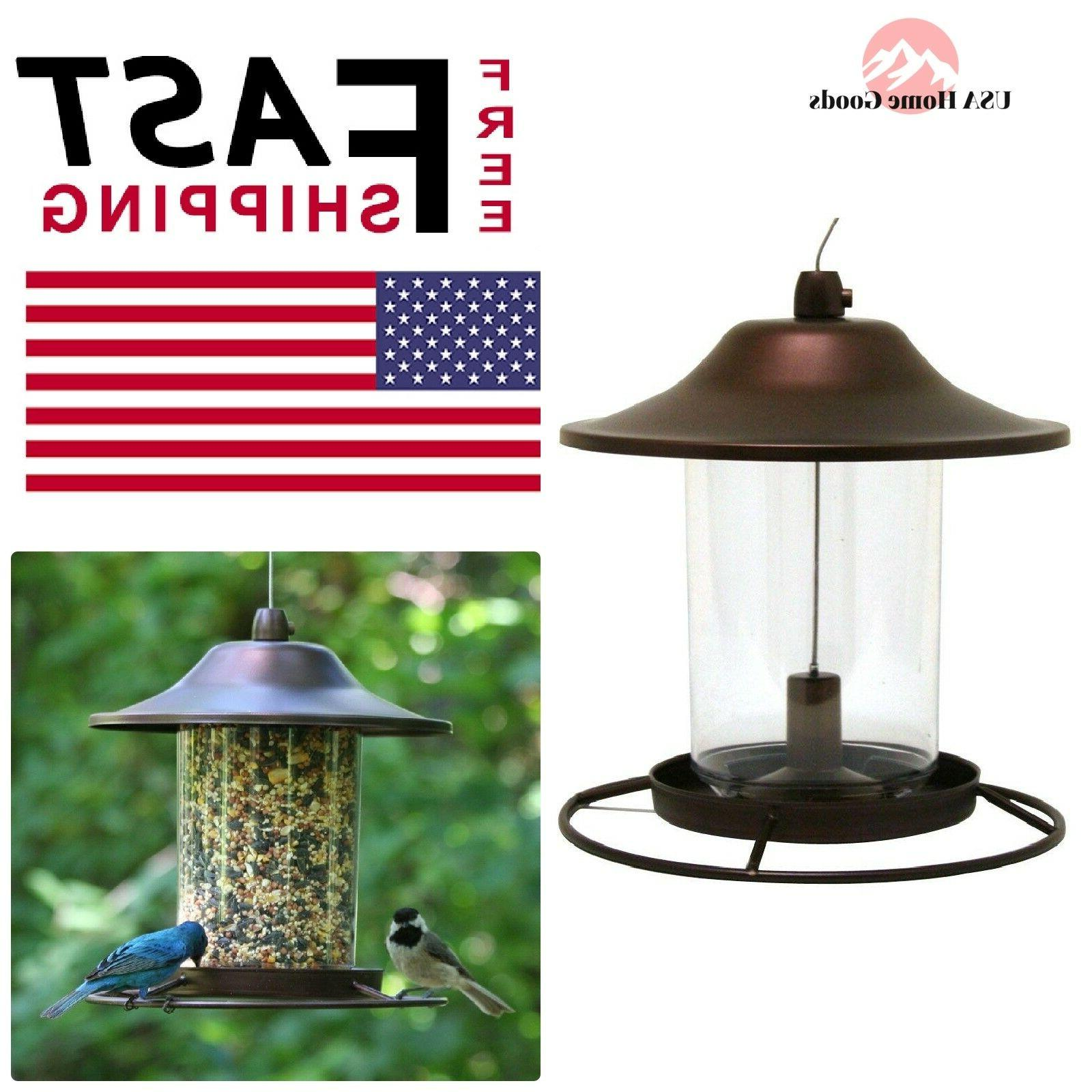 312 panorama bird feeder