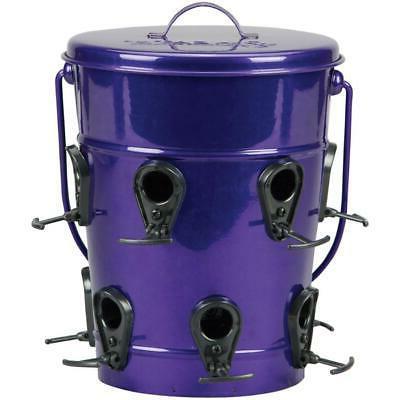 5 5lb capacity bucket bird feeder