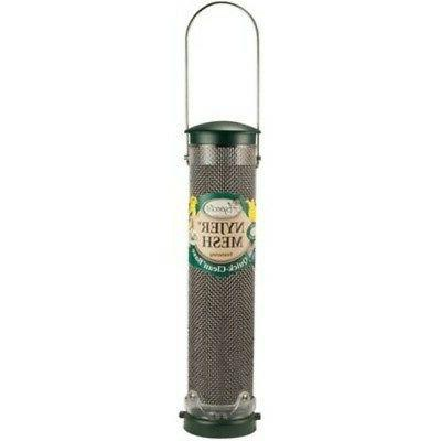 asp439 quick clean spruce nyjer mesh bird
