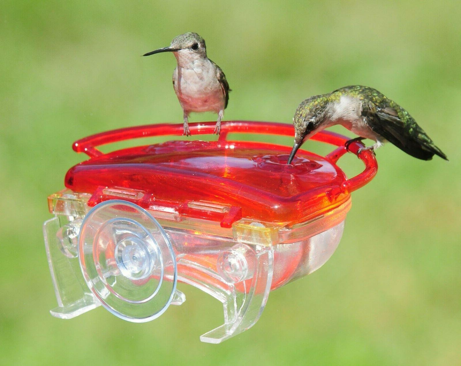 aspects437 gem window hummingbird feeder