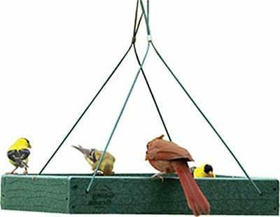 audubon going green platform feeder