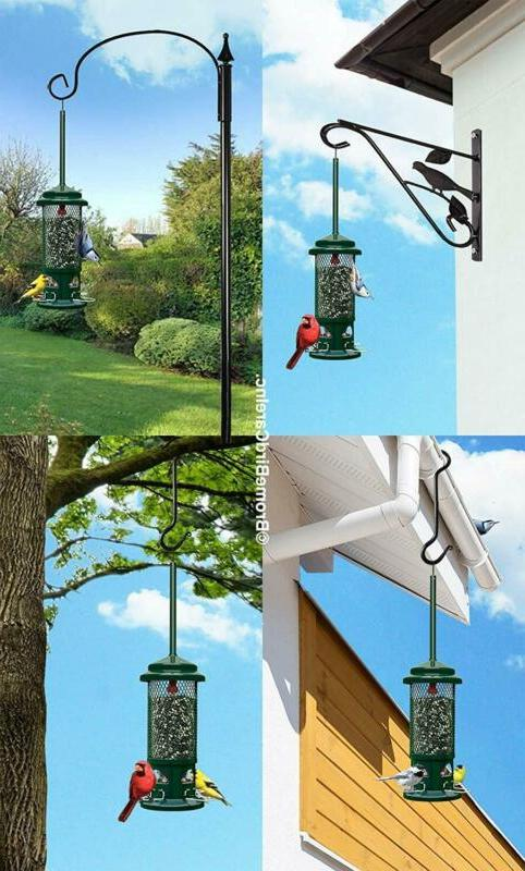 bird feeder squirrel buster standard w 4
