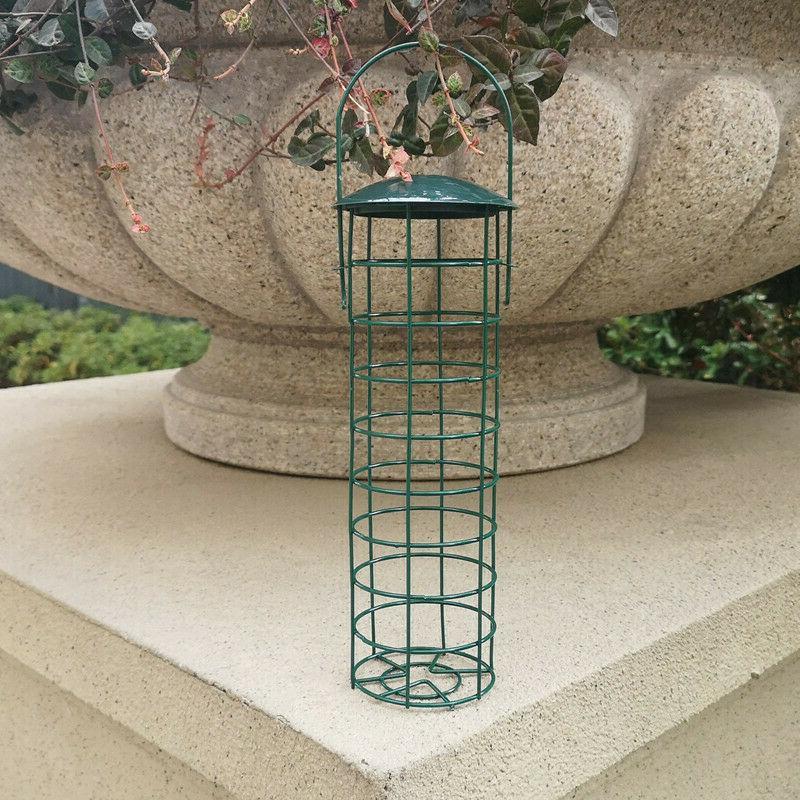 Bird Feeder Stumper Seed Garden