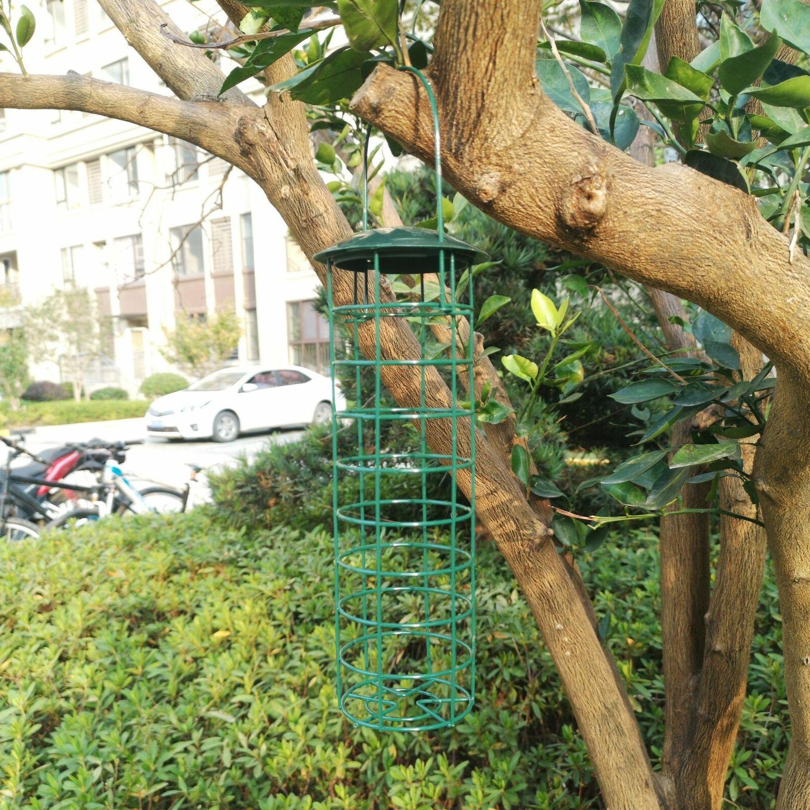 Bird Hanging Stumper Squirrel Proof Seed Outdoor Garden