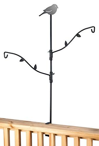 Stokes Metal Pole Kit with Adjustable Branches