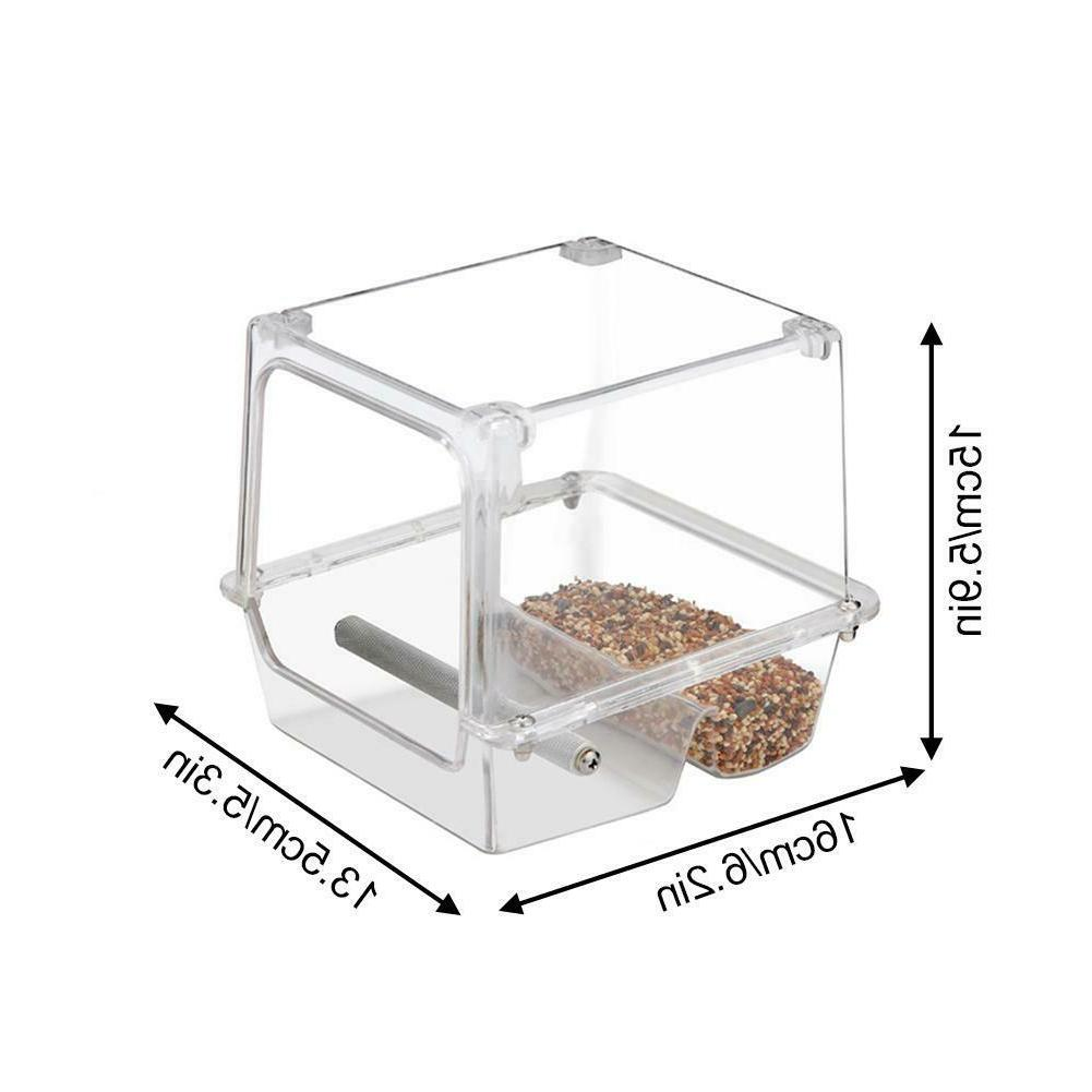 Bird Seed Catcher Hanging or Pole Feeders
