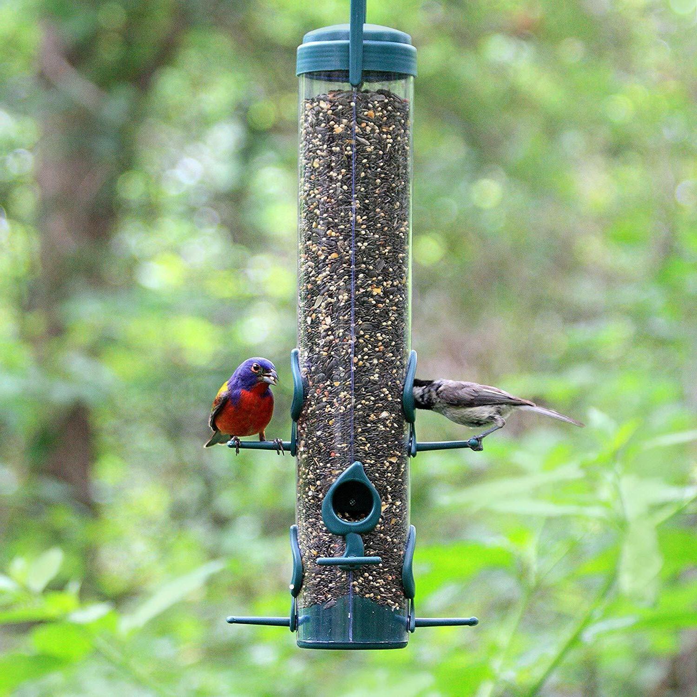 Garden Song Wild Bird Feeder Hanging Seed Wildlife