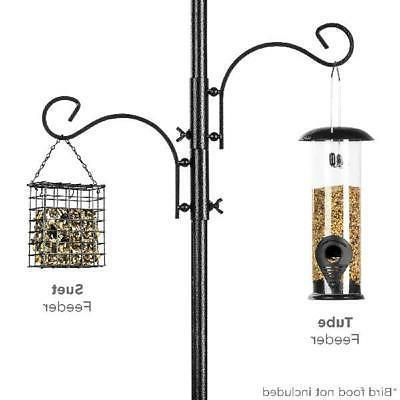 Bird Stand 2 Bath 4 Station