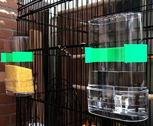 Cydnlive Bird Bird Feeders, Bird Feed Water Dispenser, and Cup