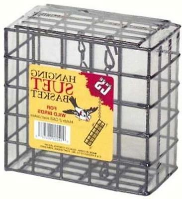 c and s dual suet basket bird