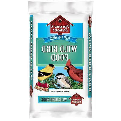 40 Wagner's Delight Wild Mix Feeder Food