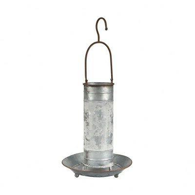 franklin mews 24 inch bird feeder antique