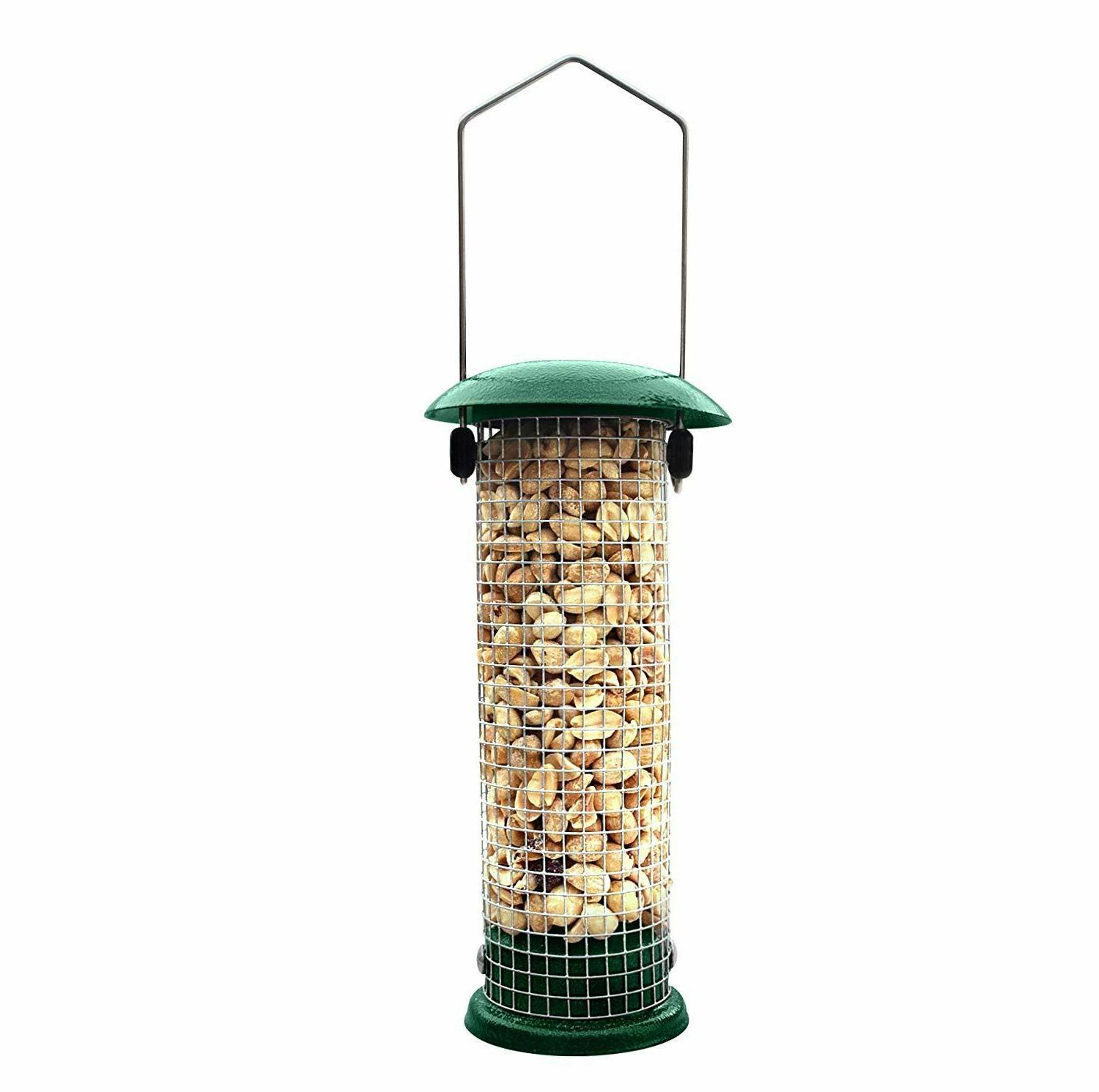 Garden Wild Bird Feeder Seed Outdoor Wildlife