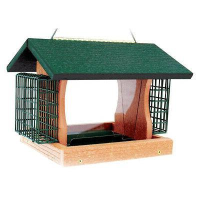 going green premier bird feeder