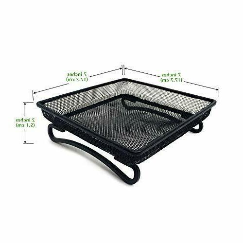 Ground Cast Bird Feeder & Compact Platform x x inch