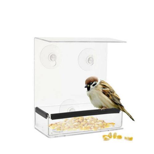 Hanger Bird Feeder House Shape