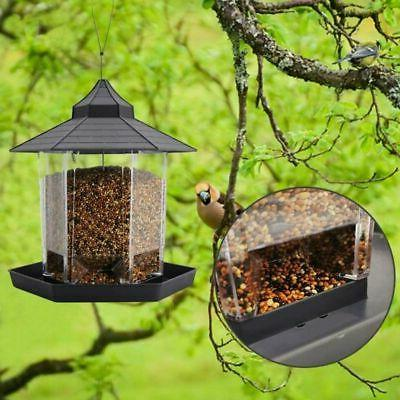 Hanging Wild Feeder Squirrel Proof Seed Yard