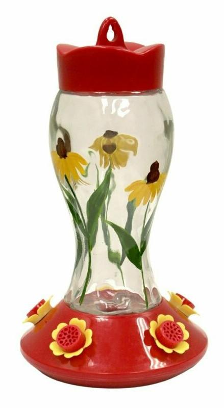 Heath Outdoor Products HUM140 Bloomin' Susan's Glass Humming
