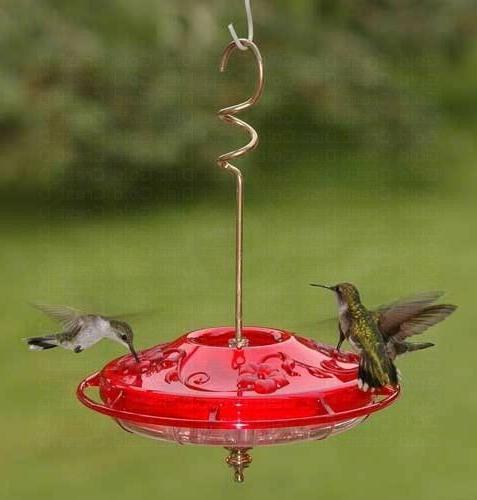 Hummingbird feeder MADE