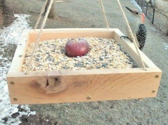 Bird Platform Handmade in