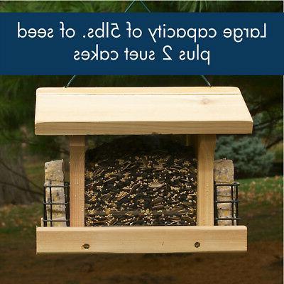 naranch3 cedar ranch bird feeder 5 lb