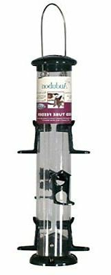 Woodlink Inch NATUBE12 Audubon Plastic 6 Port Seed Tube Feed