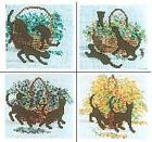 New! Diane Graebner Designs Amish Cross Stitch Charts
