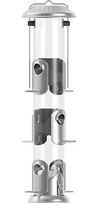 Natures Way Bird Products NMRS-18 Deluxe Easy-Clean Tube Bir
