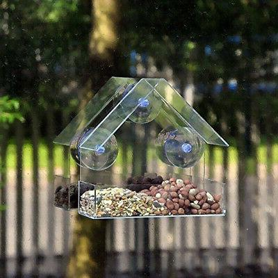 Outdoor Acrylic Clear with Cup Mount