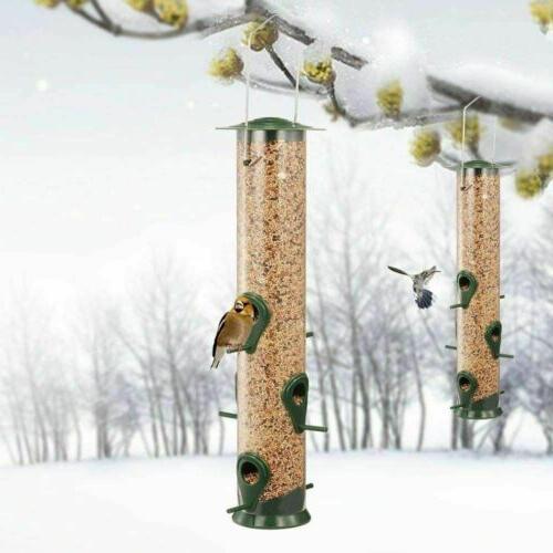 Outdoor Bird Feeder Pack New