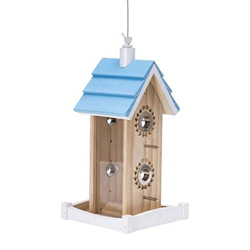 Perky-Pet 50182 Birdie B&B Wood