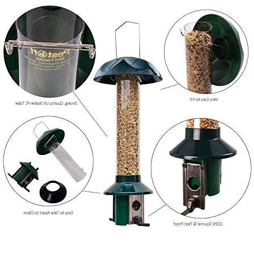 Roamwild PestOff Wild Feeder Mixed Seed - - SEED