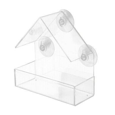 Pet Window with Strong Tray