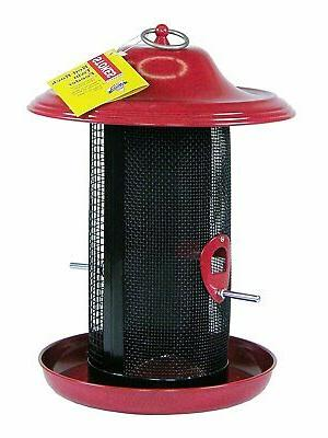 Stokes Select® Red Rock Twin Chamber Bird Seed Feeder