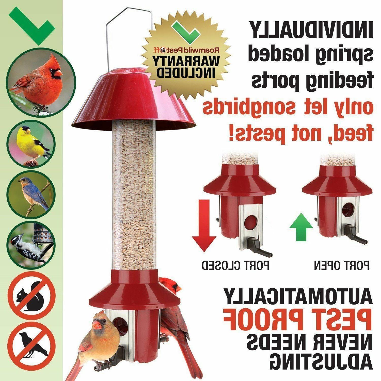 Roamwild PestOff Red Proof Bird Mixed Seed
