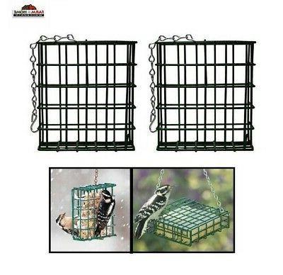 Heath Outdoor Products S-1-8 Single Hanging Suet Feeder