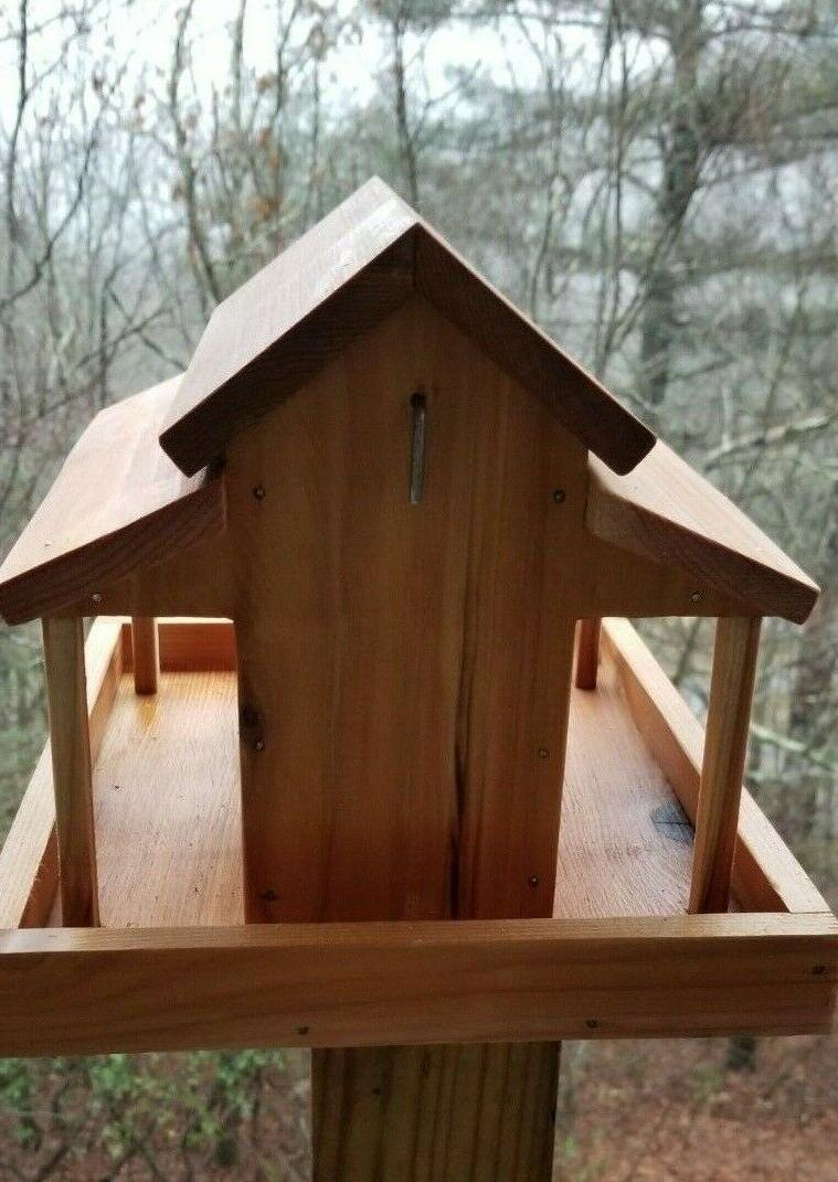 Small Feeder Handcrafted USA