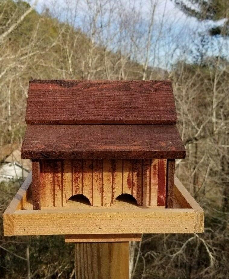 Small Old Barn Bird Wood