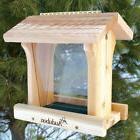 Woodlink Audubon Small Ranch Style Hopper Bird Feeder