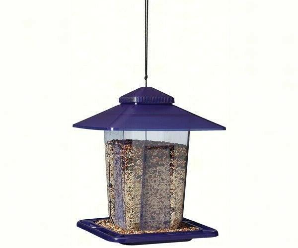 Artline square large seed capacity Prairie Style Basic Bird