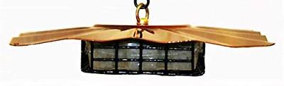Erva Square Plate Suet Bird Feeder
