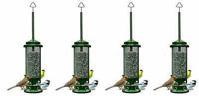 "Squirrel Buster Legacy 5.5""x5.5""x24""  Wild Bird Feeder with"