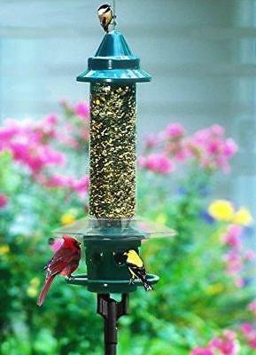 Brome Squirrel Buster Plus 1024 Birdfeeder w/ Pole