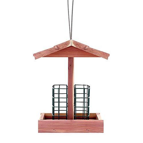 Homes Garden Bird Double Suet Woodpecker #G-8471