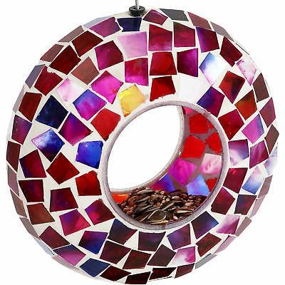 Sunnydaze Feeder Mosaic Design -
