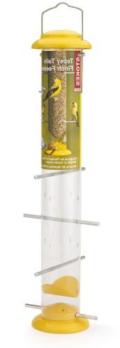 Stokes Select® Topsy Tails Finch Plastic Tube Feeder