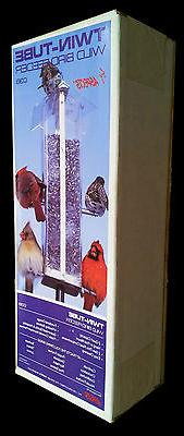twin tube bird feeder 038